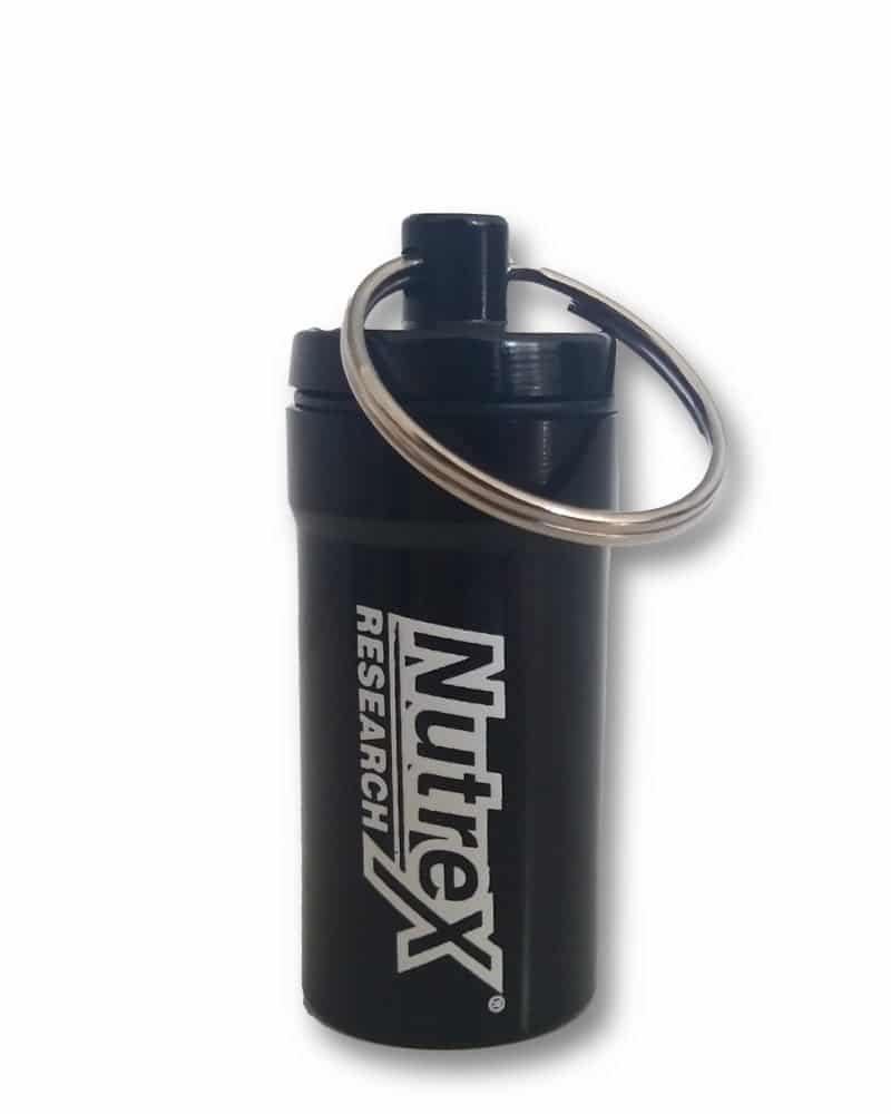 Nutrex Pill Bullet Black