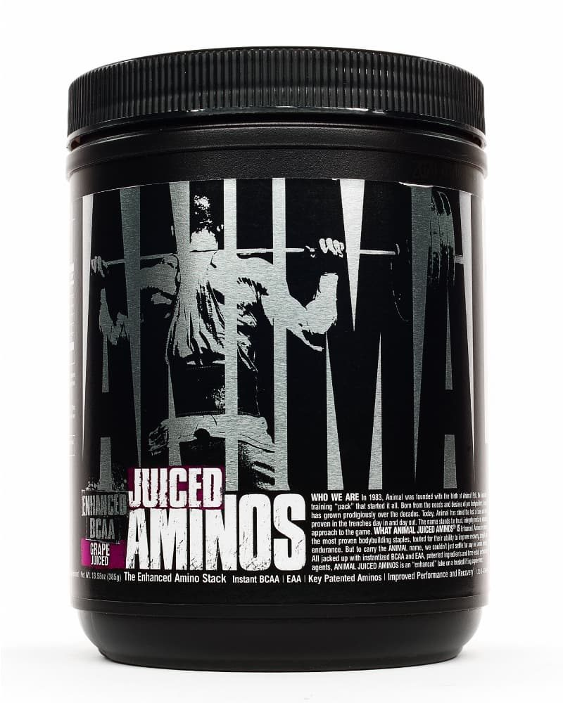 Universal Nutrition Animal Juiced Aminos 358g