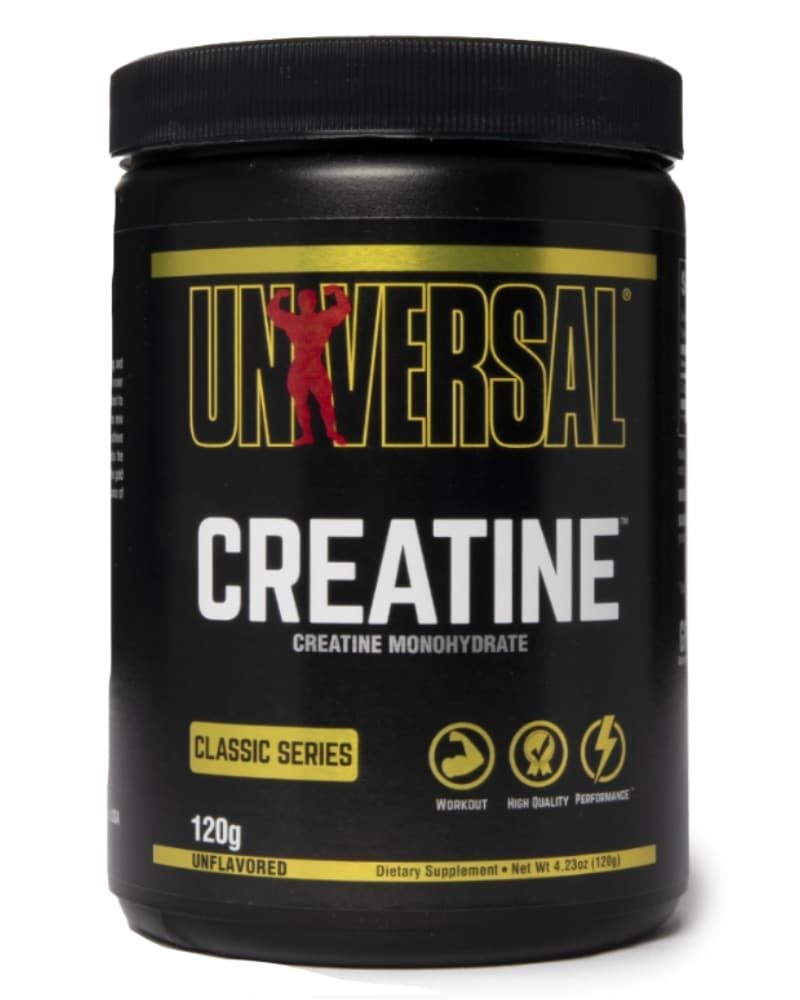 Universal Nutrition Creatine Powder 120g - 24 servings