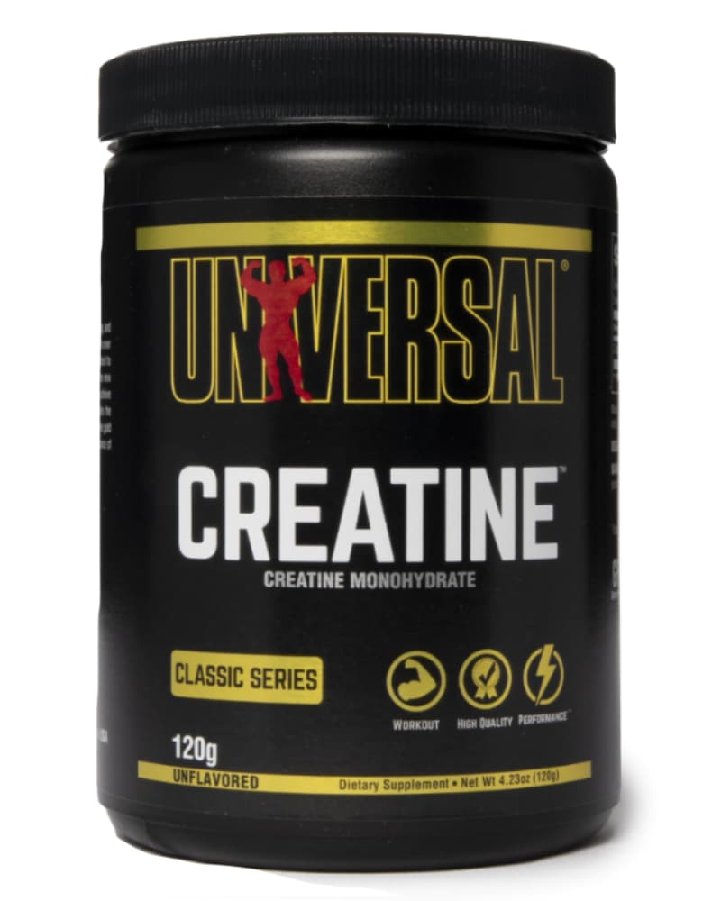 Universal Nutrition Creatine Powder 120g - 24 servings