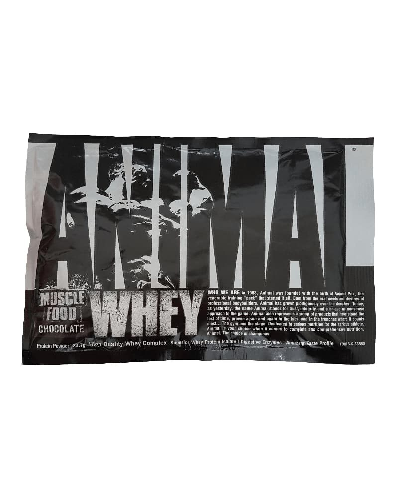 Universal Nutrition Animal Whey Sample - 1 serving