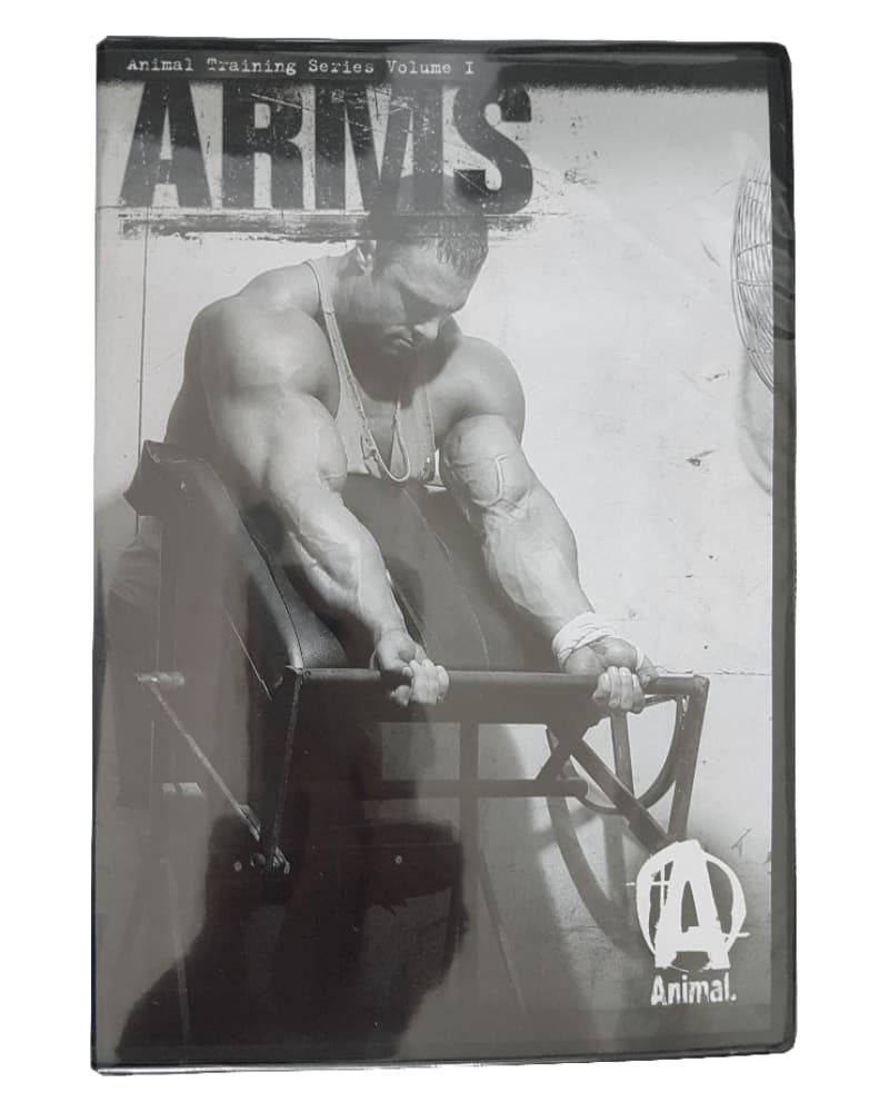 Universal Nutrition Animal DVD Arms Training