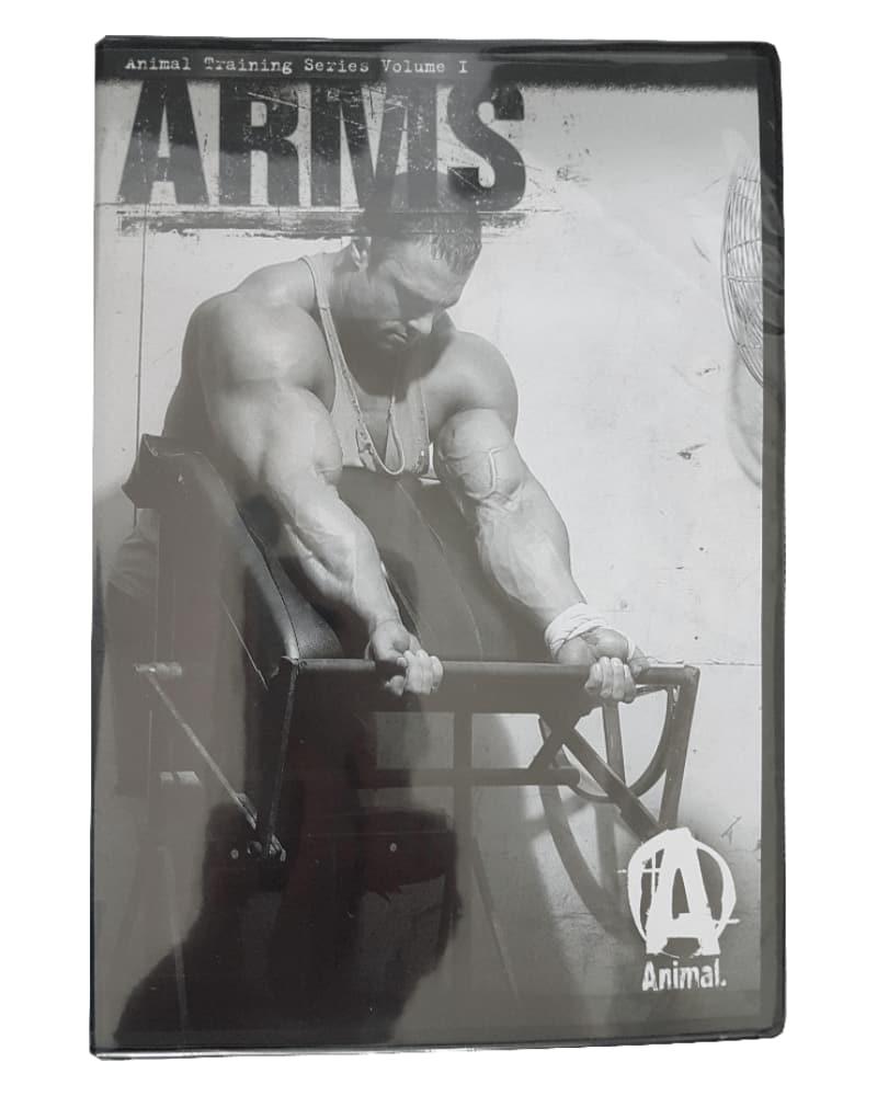 Universal Nutrition Animal DVD Arms Training