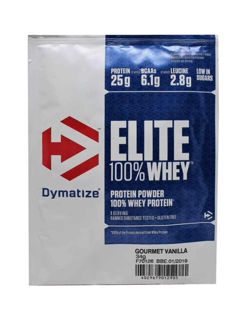 Dymatize Elite Whey Sample - 1 serving