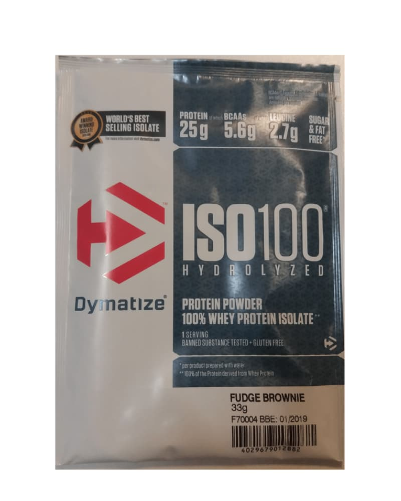 Dymatize ISO 100 Sample - 1 serving