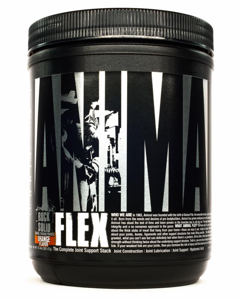 Universal Nutrition Animal Flex Powder 30 Servings - Orange