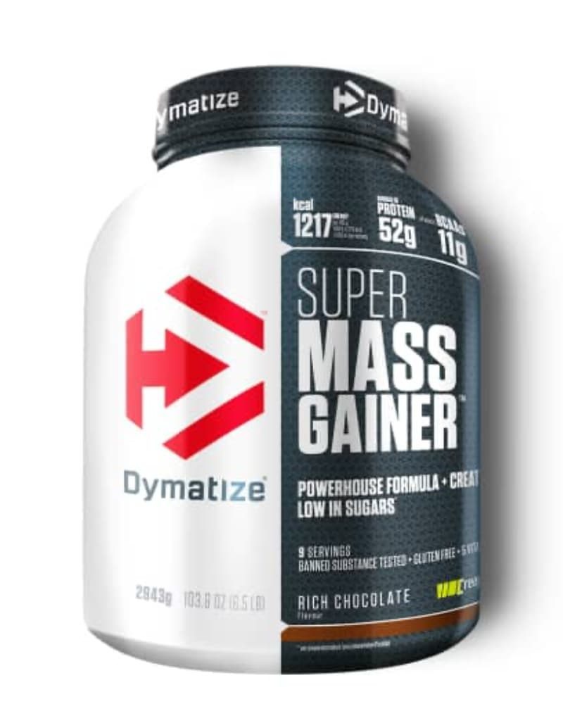 Dymatize Super Mass Gainer 2,94 kg