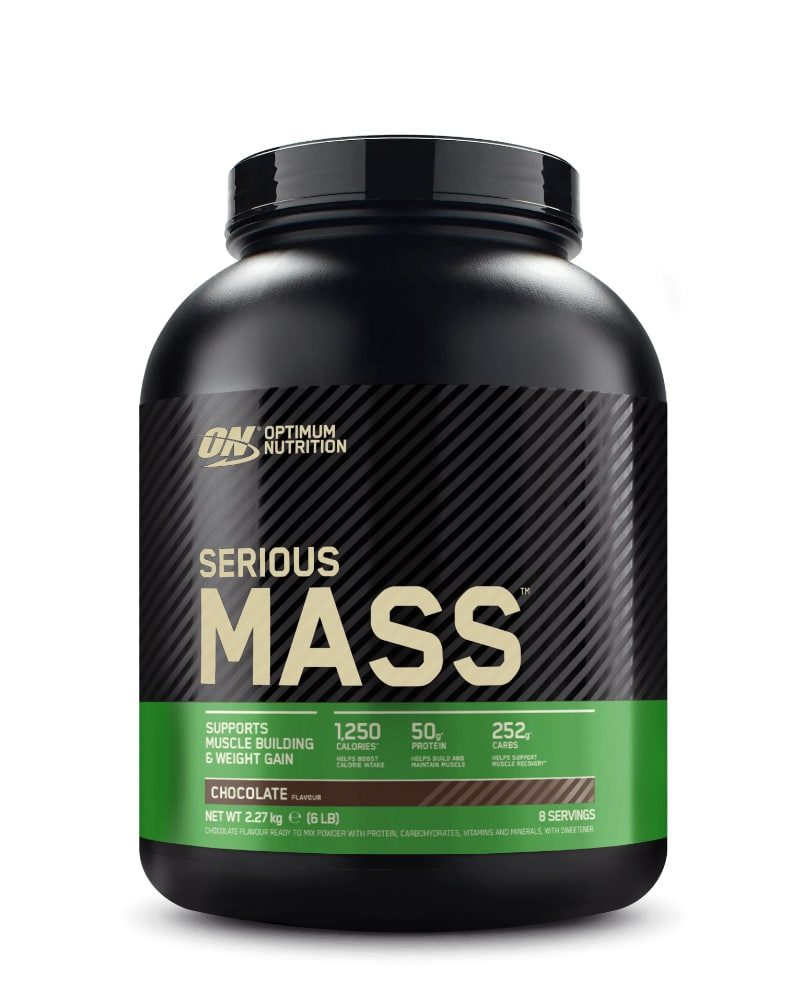 Optimum Nutrition Serious Mass 2,7 Kg - chocolate