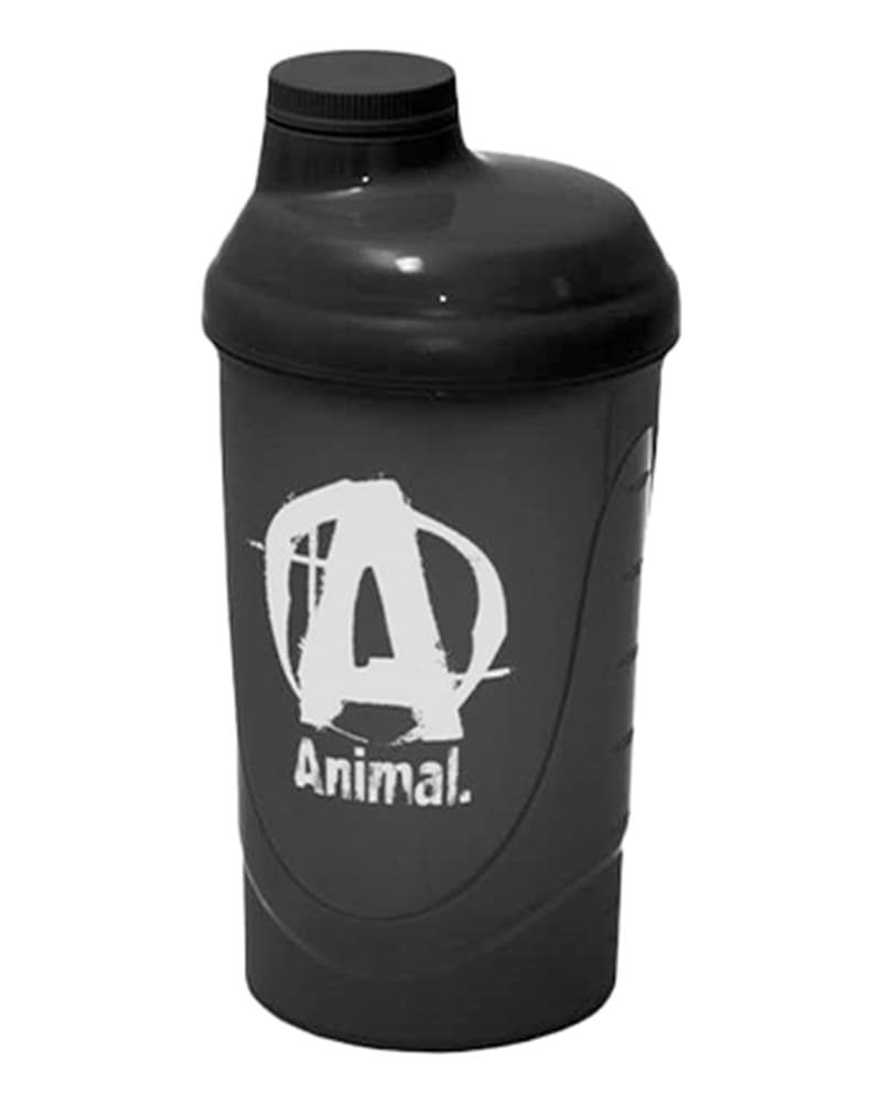 Universal Nutrition Animal Black Shaker 600ml