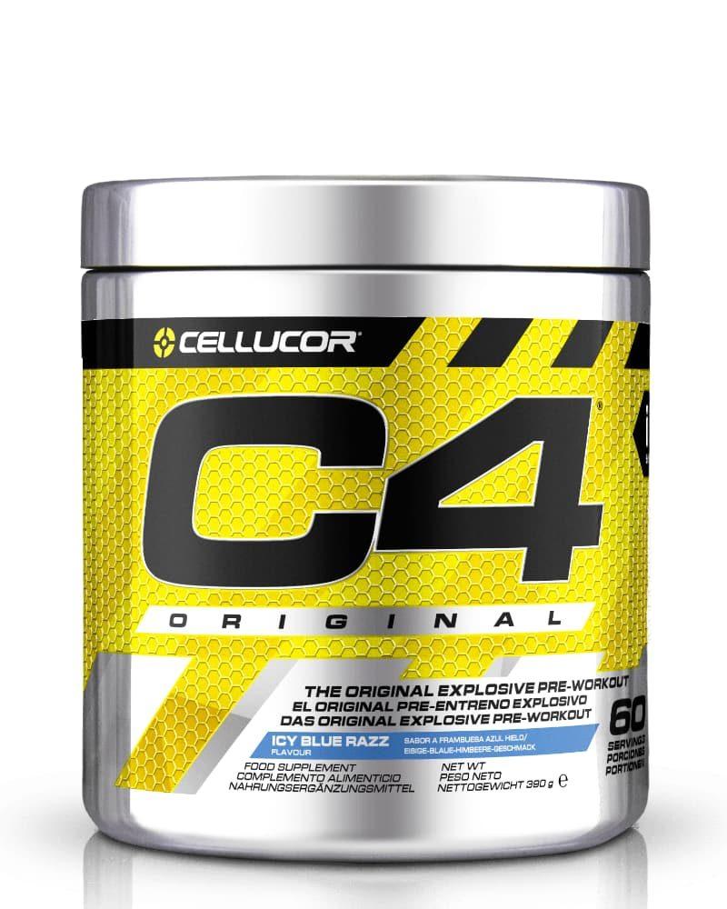 Cellucor C4 - 60 serviri