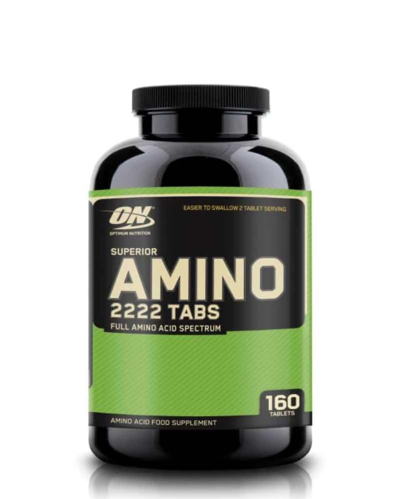 Optimum Nutrition Superior Amino 2222 160 tablete
