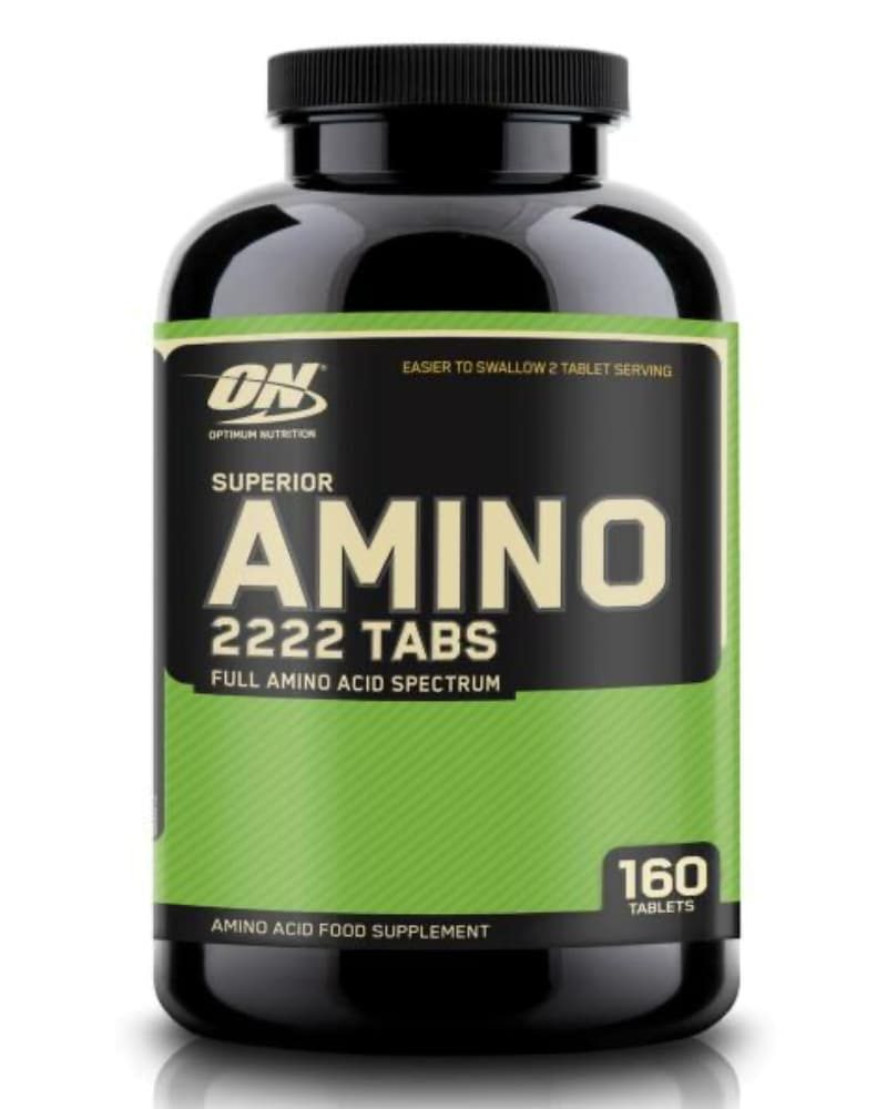 Optimum Nutrition Superior Amino 2222 160 tablete