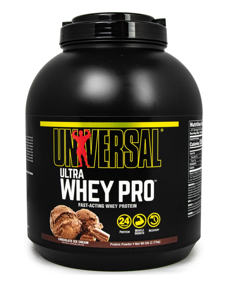 Universal Nutrition Ultra Whey Pro - 2.27 kg