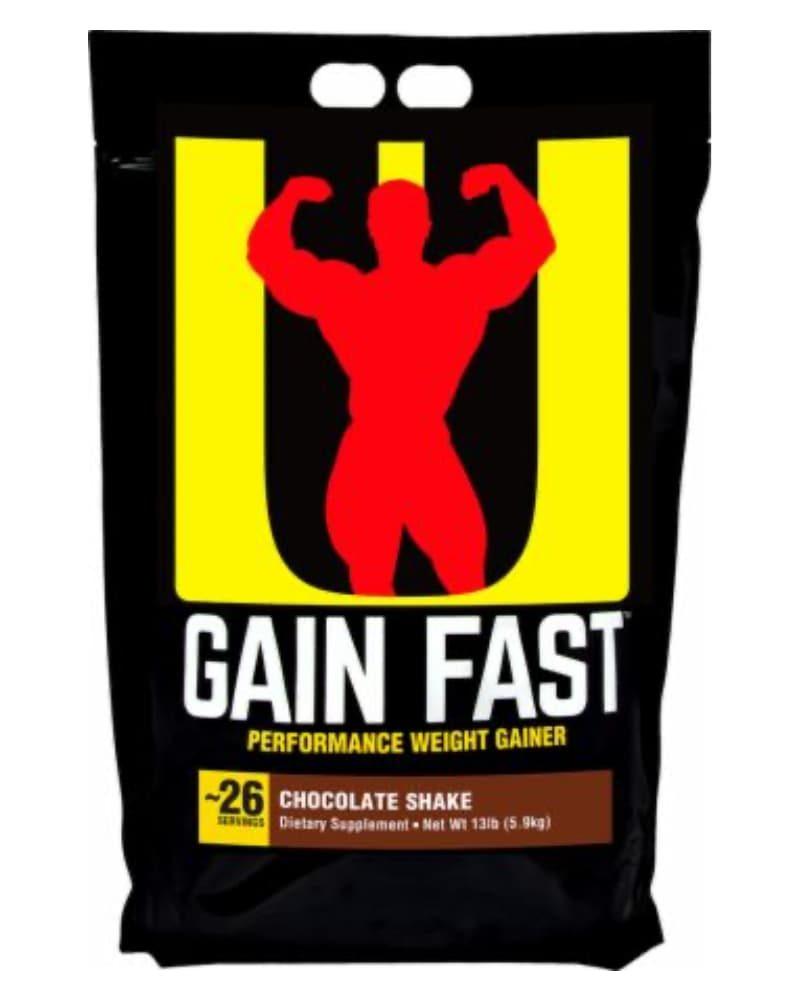Universal Nutrition Gain Fast 3100 - 5.9 kg