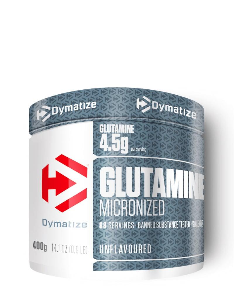 Dymatize Glutamine Micronized Unflavoured 400 g