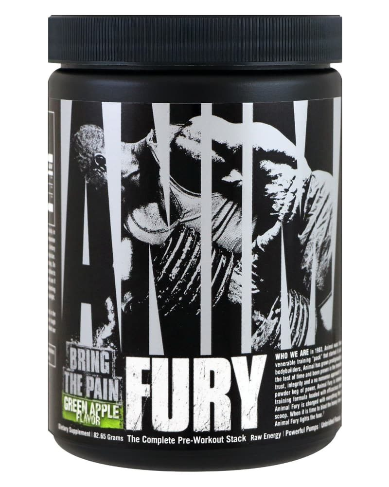 Universal Nutrition Animal Fury - 5 servings