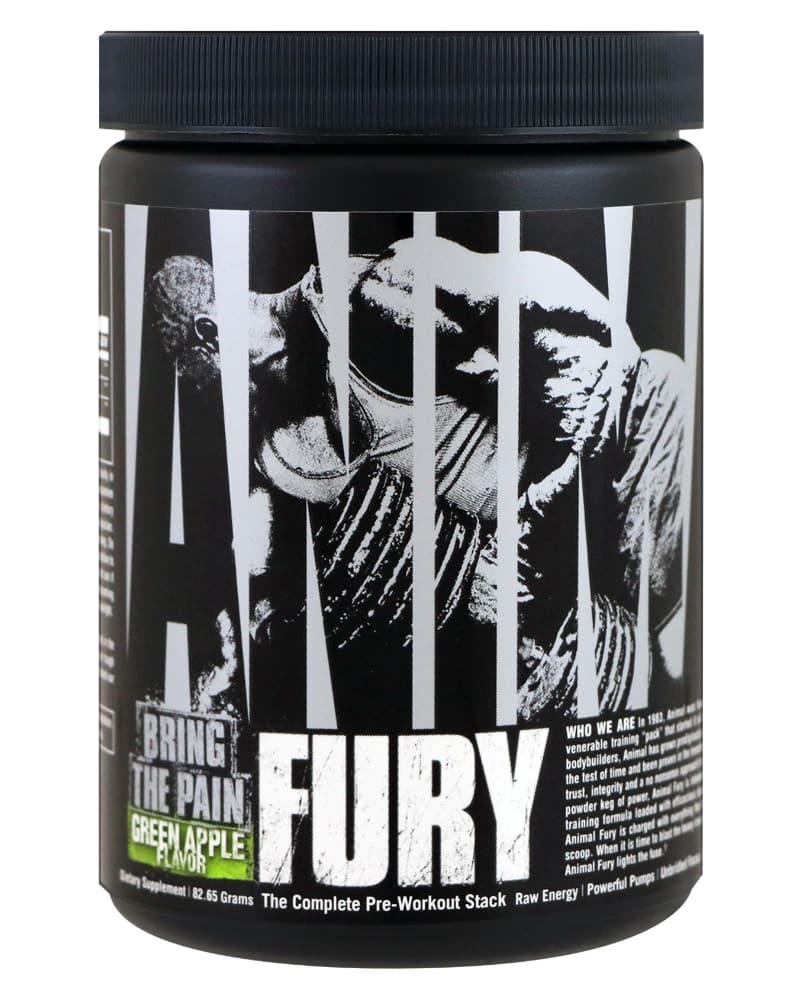 Universal Nutrition Animal Fury - 5 servings