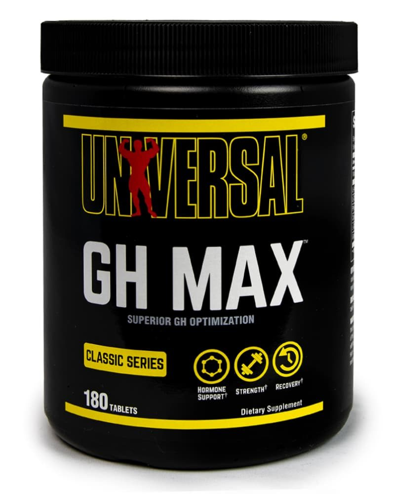 Universal Nutrition GH Max - 180 tabs