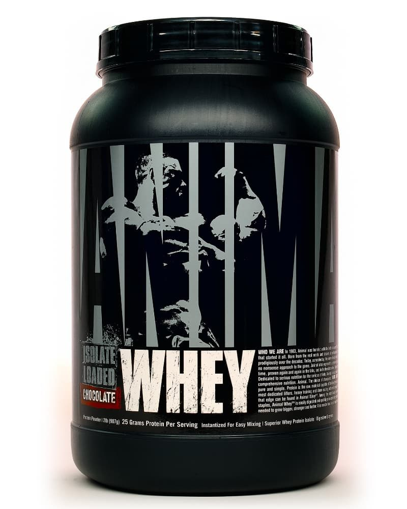 Universal Nutrition Animal Whey 900gr