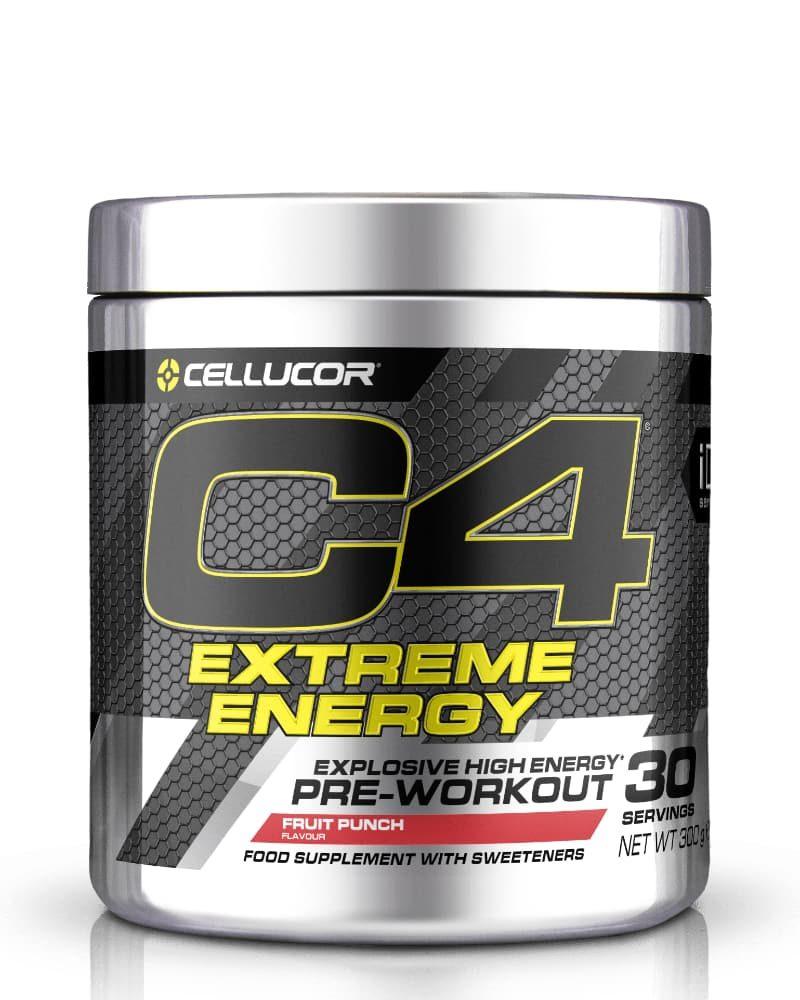 Cellucor C4 Extreme Energy - 30 serviri