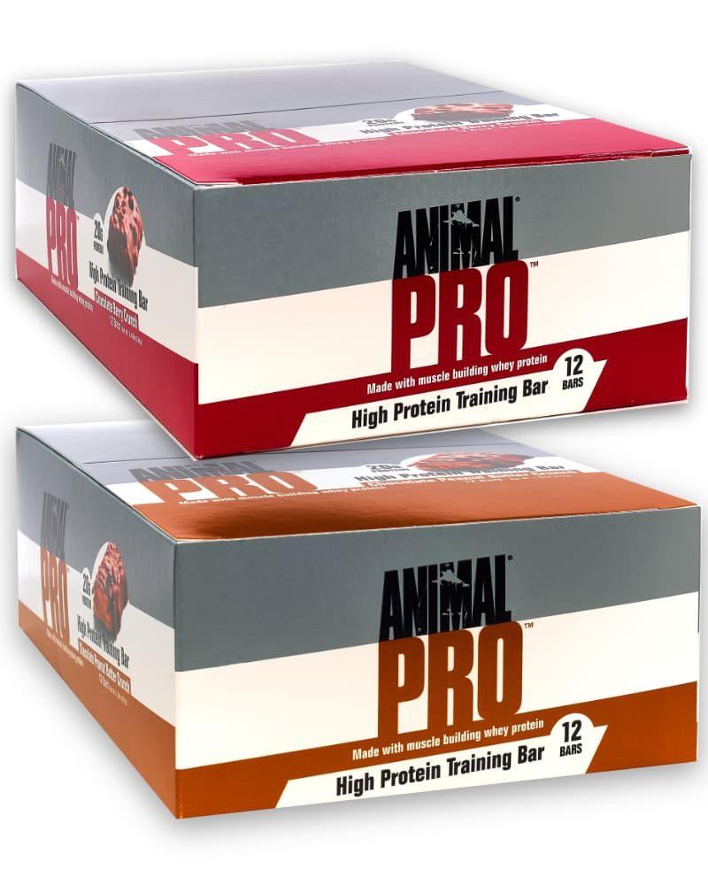 Universal Nutrition Baton Animal Pro BOX (12 bars)