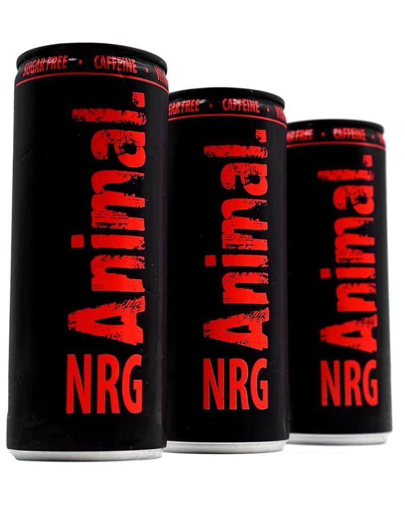 Universal Nutrition Animal NRG Drink 250 ml