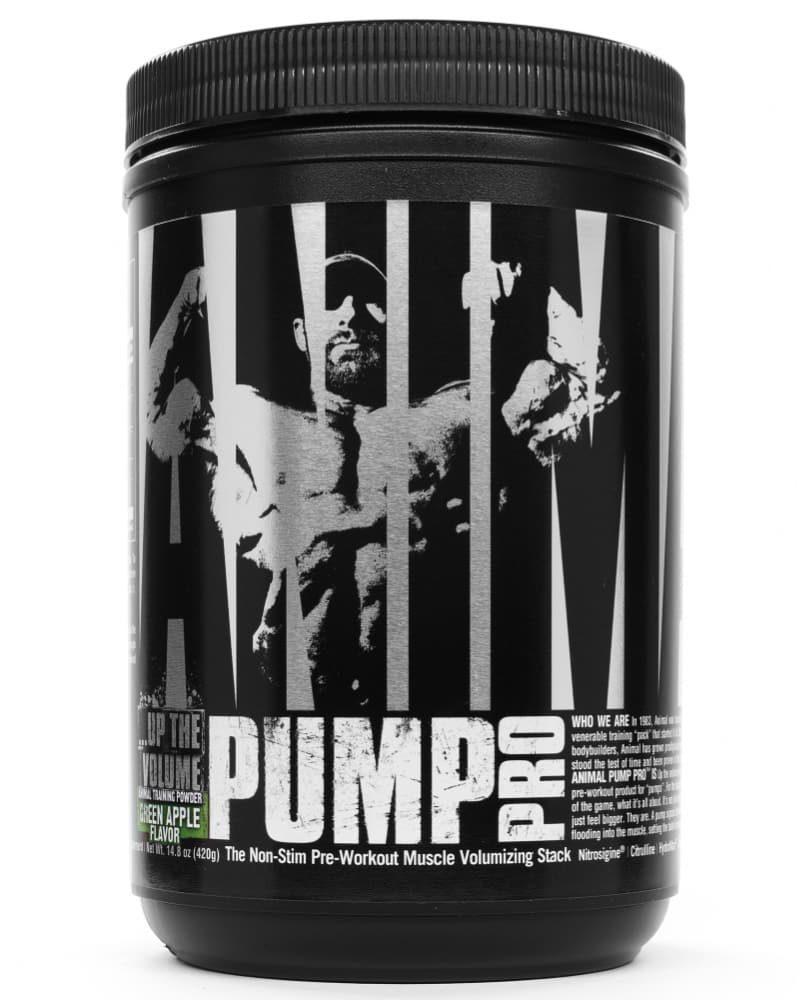 Universal Nutrition Animal Pump Powder Pro 20serviri