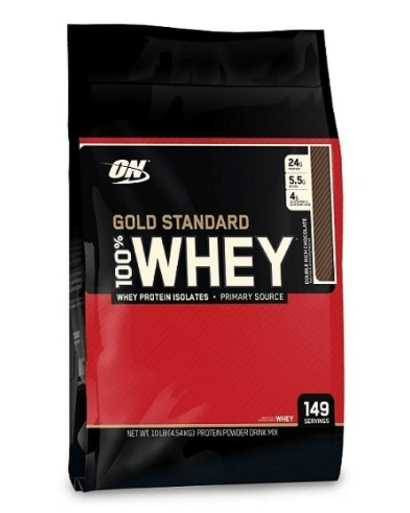 Optimum Nutrition Whey Gold Standard - 4,5 kg