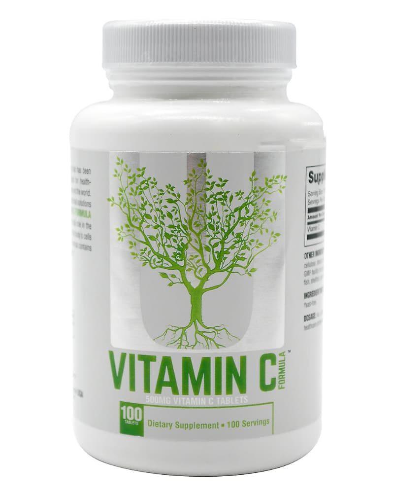 Universal Nutrition Vitamin C Complex - 1000 mg - 100 tab.