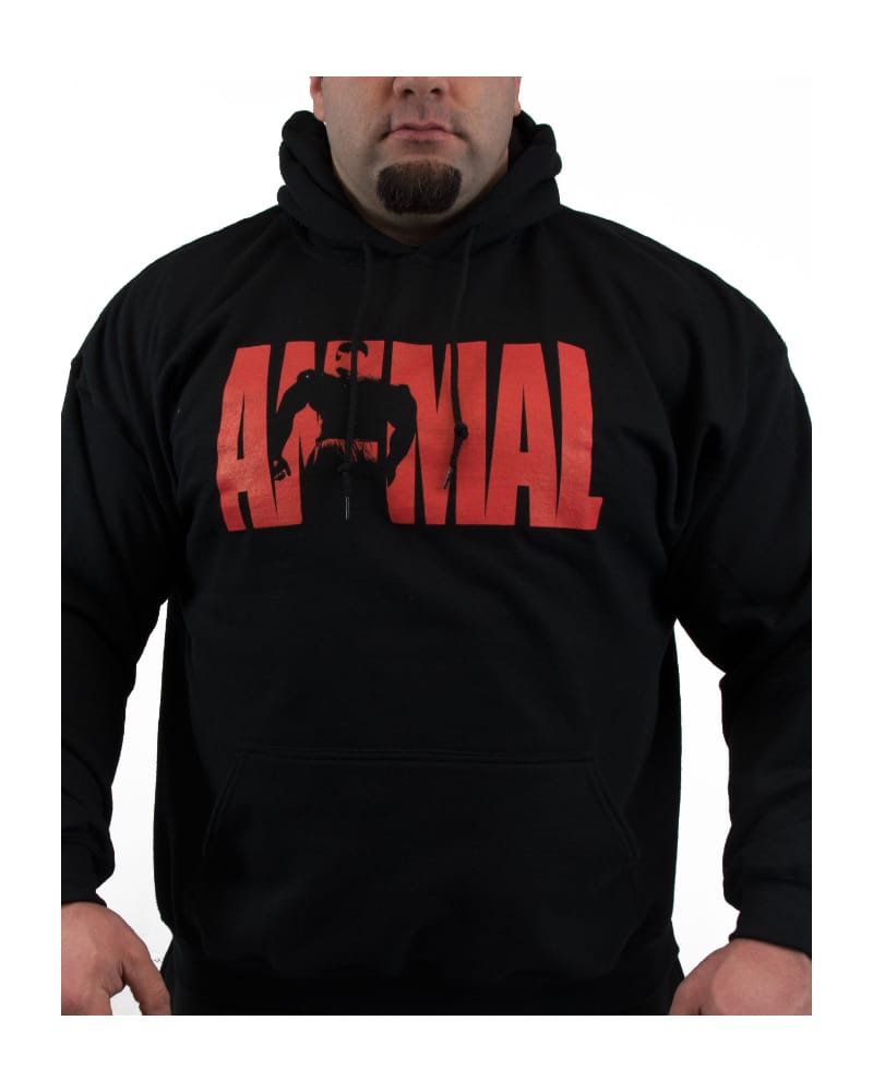 Universal Nutrition Animal Pak Iconic Black Pullover