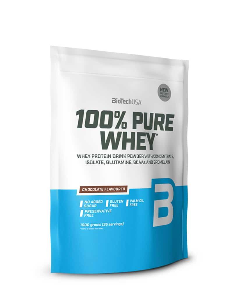 100% Pure Whey 2.2 lbs