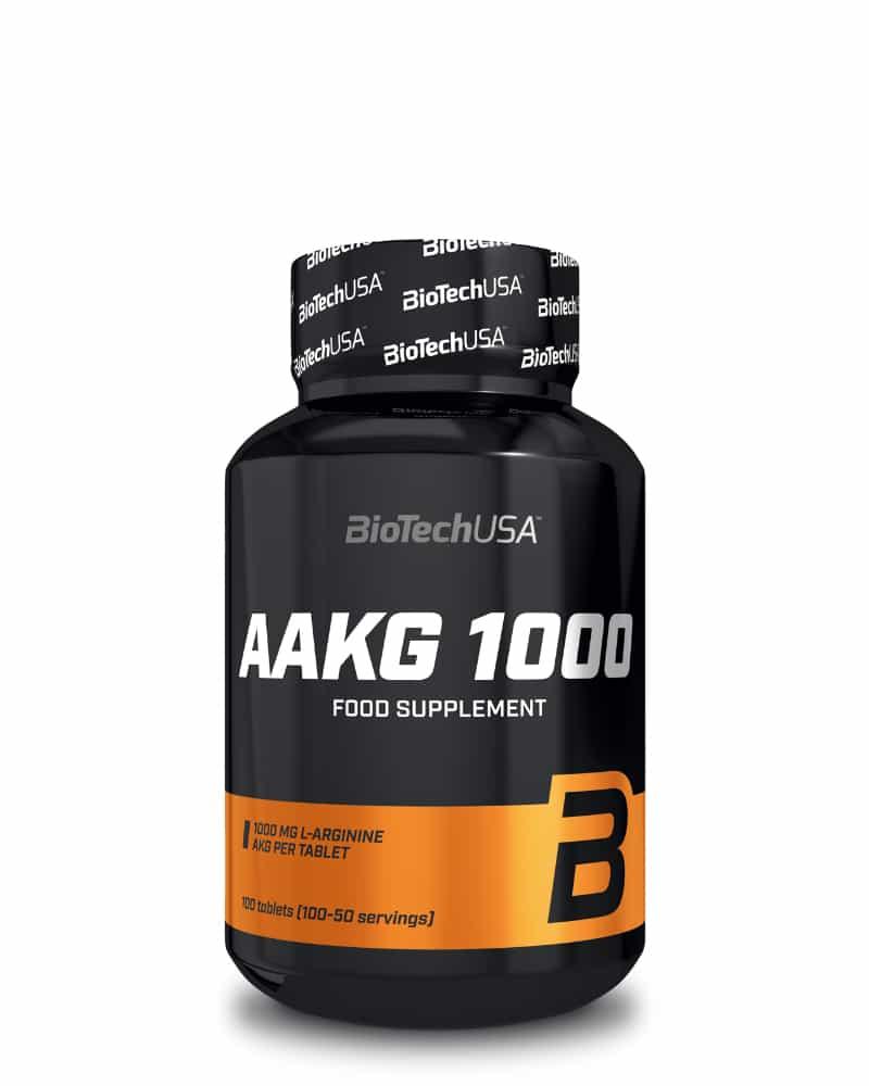BioTech AAKG 1000mg - 100 tabs