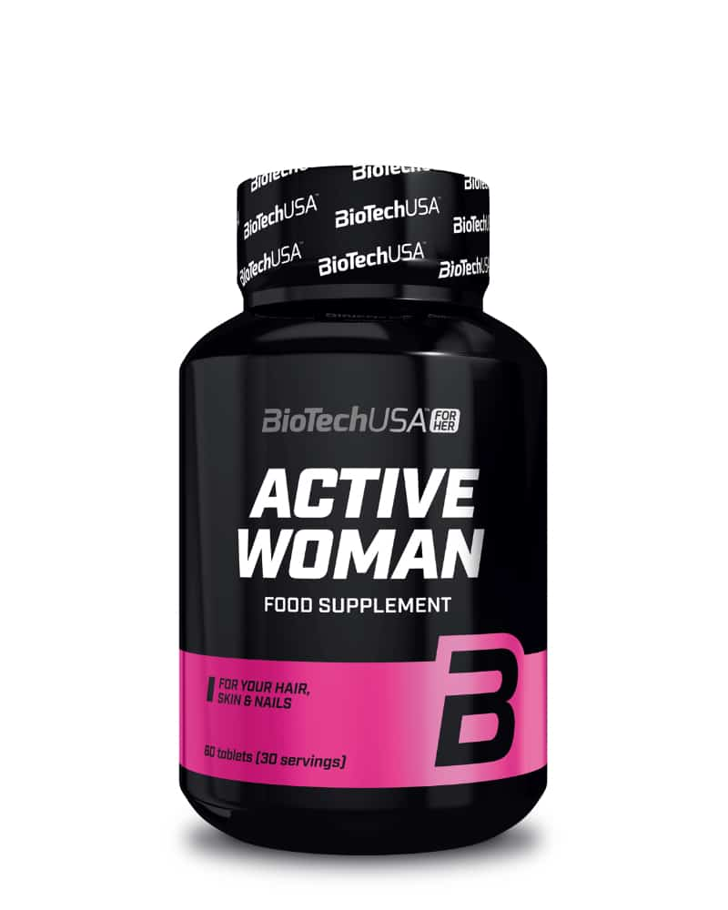 BioTech Active Woman - 60 tabs