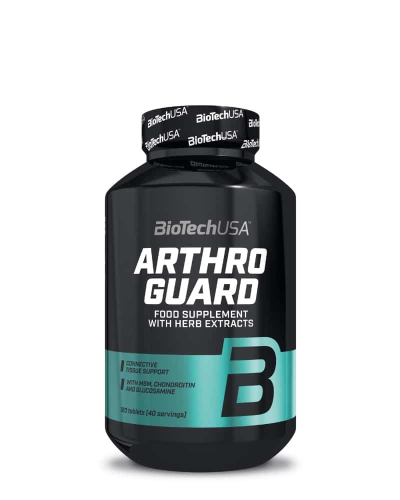 BioTech Arthro Guard - 120 tabs