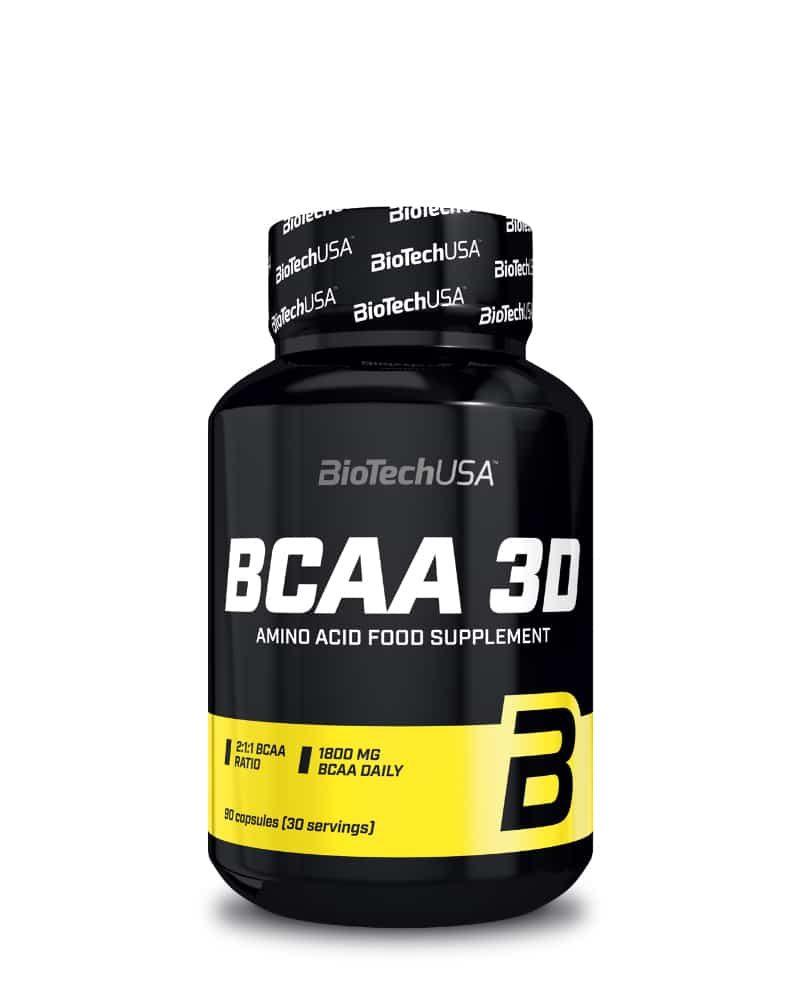 BioTech BCAA 3D - 90 caps
