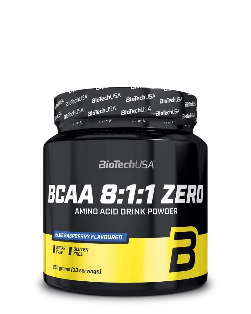 BioTech BCAA 8:1:1 ZERO - 250 g