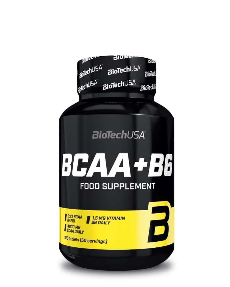 BioTech BCAA + B6 - 100 tabs