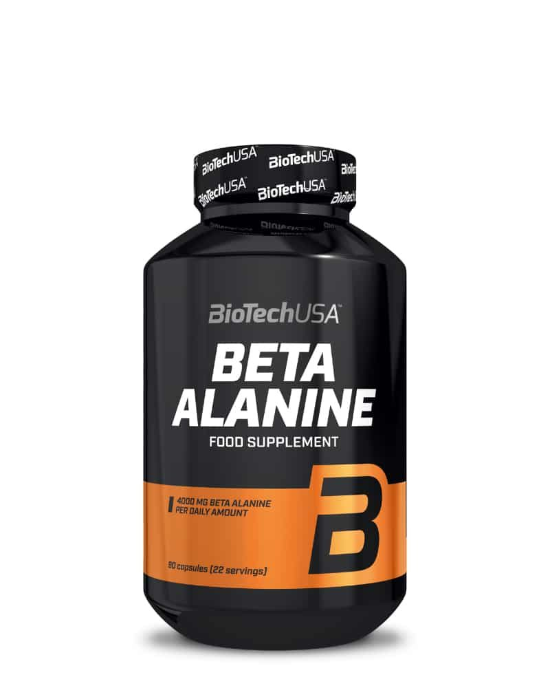 BioTech Beta Alanine - 90 caps