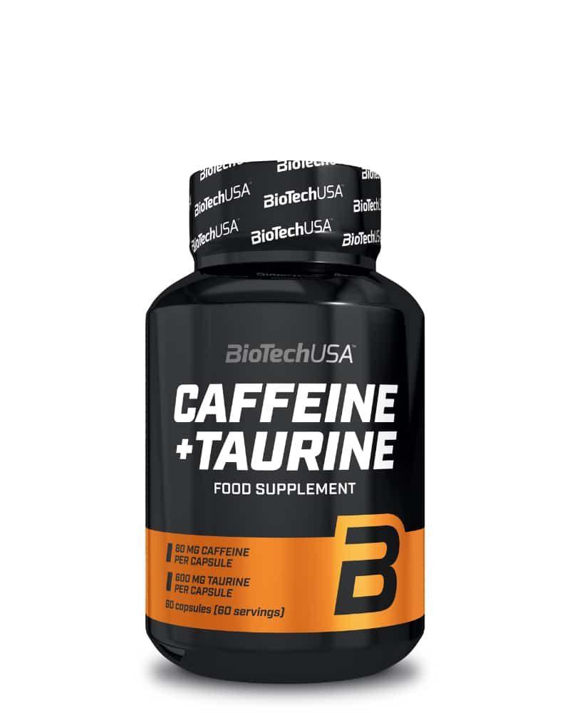BioTech Caffeine and Taurine - 60 caps