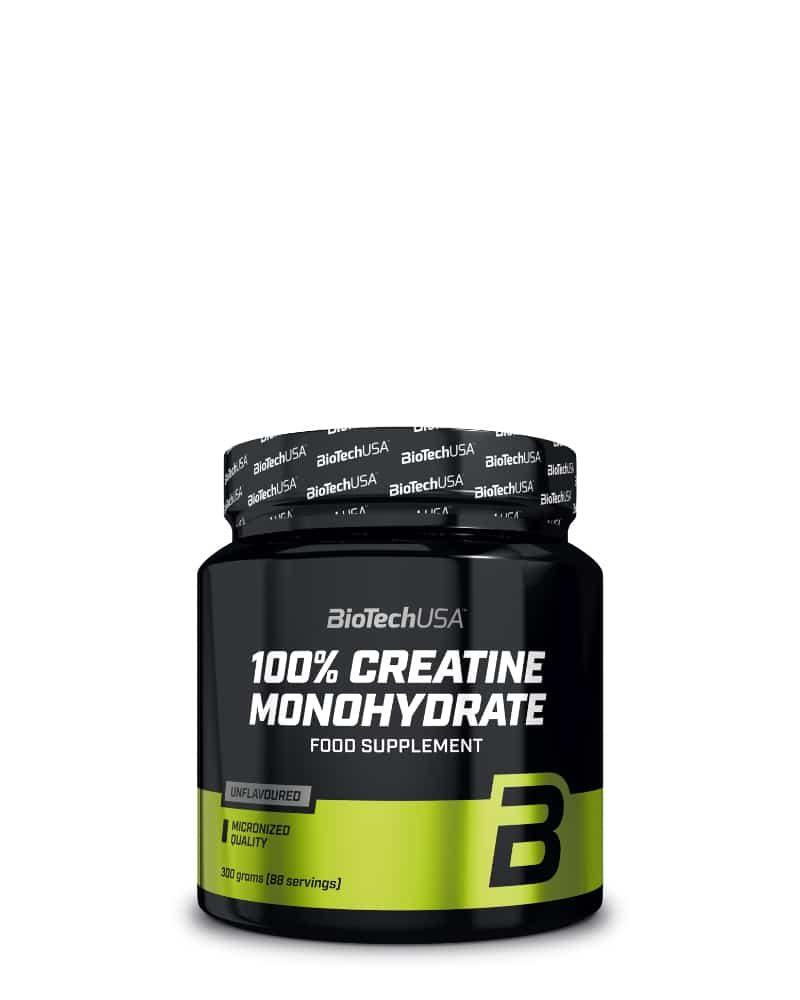 BioTech Creatine Monohydrate - 300 g