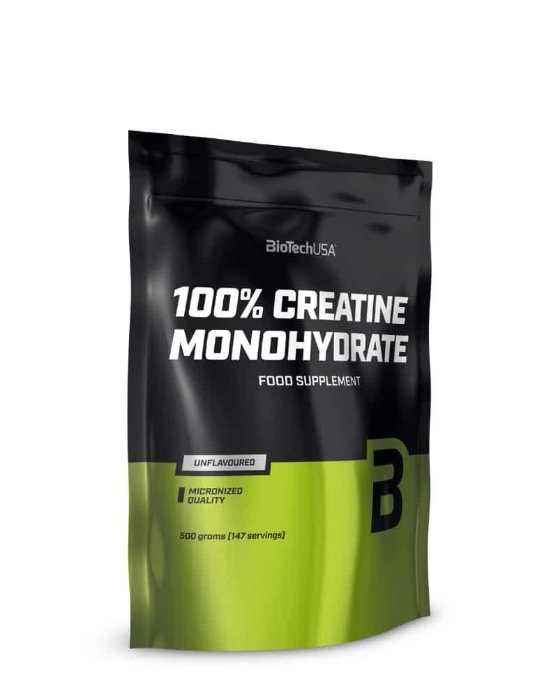 BioTech Creatine Monohydrate bag - 500 g
