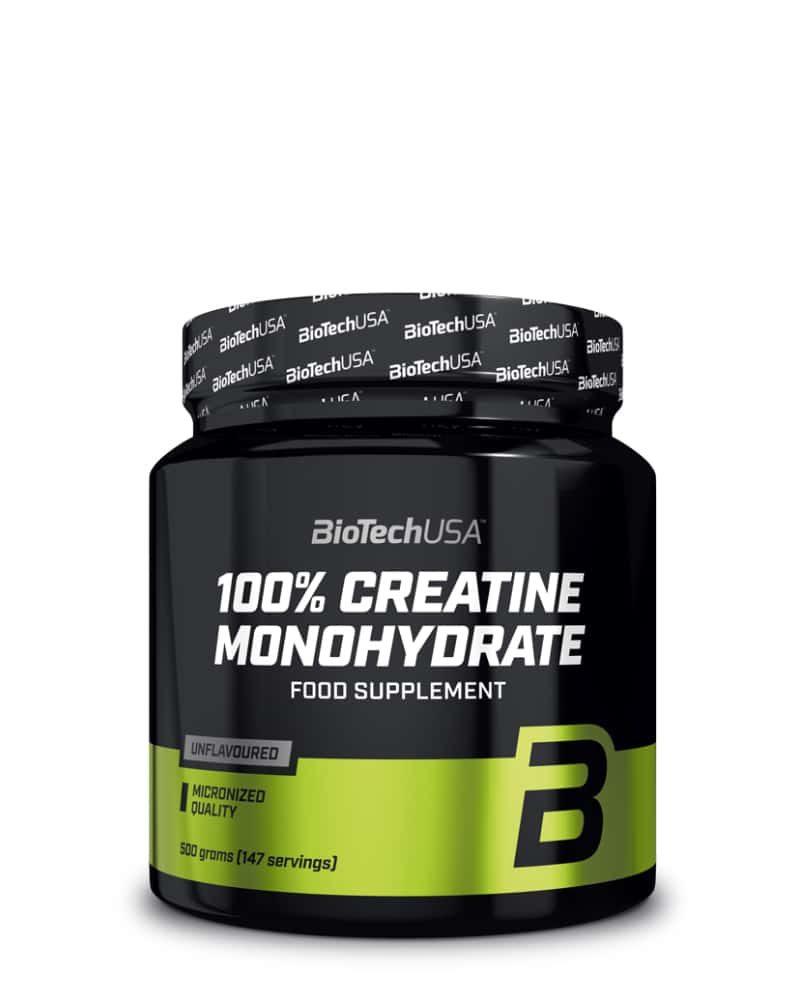 BioTech Creatine Monohydrate box - 500 g