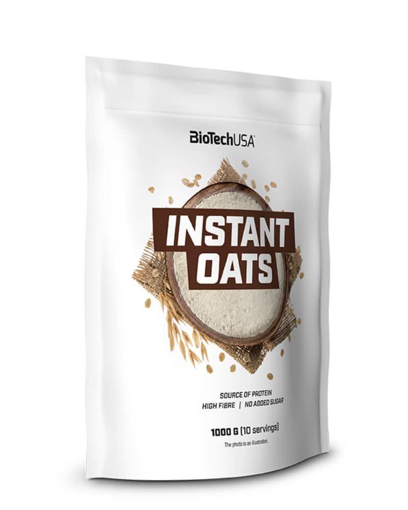 BioTech Instant Oats - 1 kg