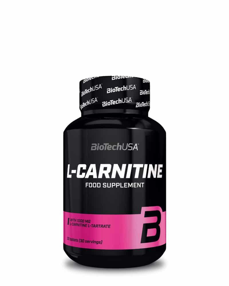 BioTech L-Carnitine - 30 tabs
