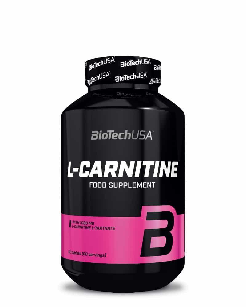 BioTech L-Carnitine - 60 tabs