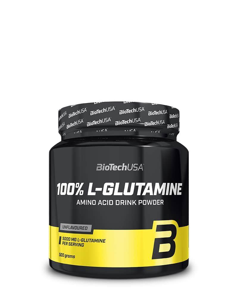 BioTech L-Glutamine - 500 g
