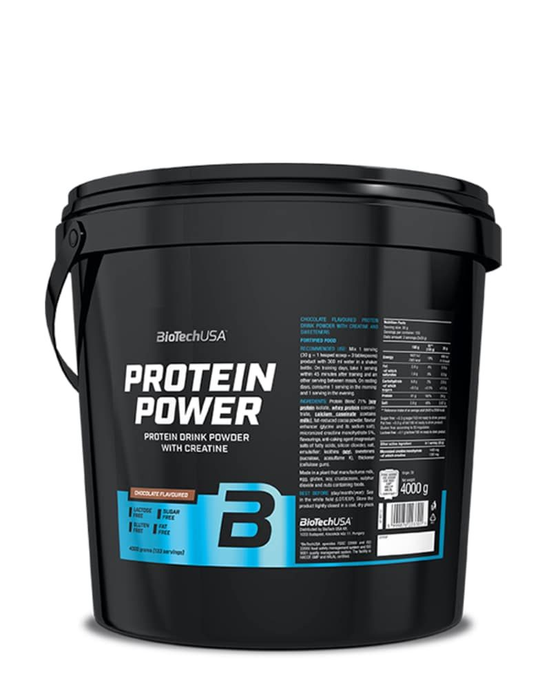 BioTech Protein Power - 4 kg