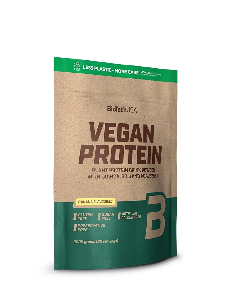 BioTech Vegan Protein - 2 kg