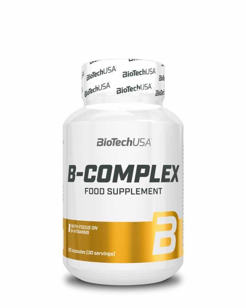 BioTech Vitamin B Complex - 60 caps