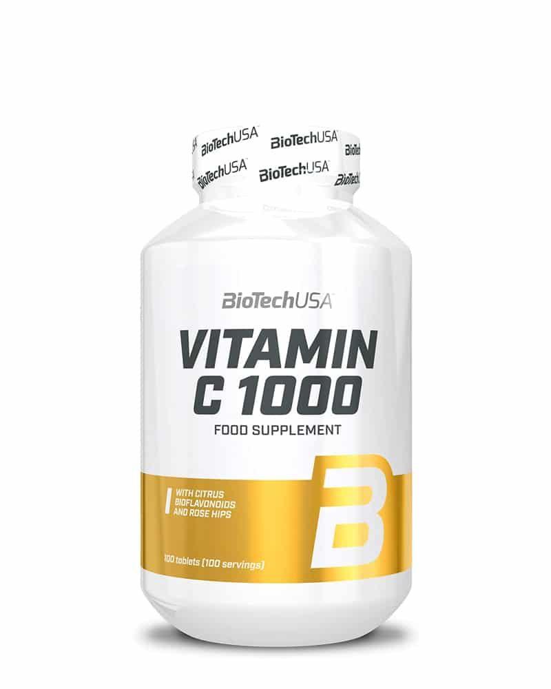 BioTech Vitamin C 1000 mg - 100 tabs